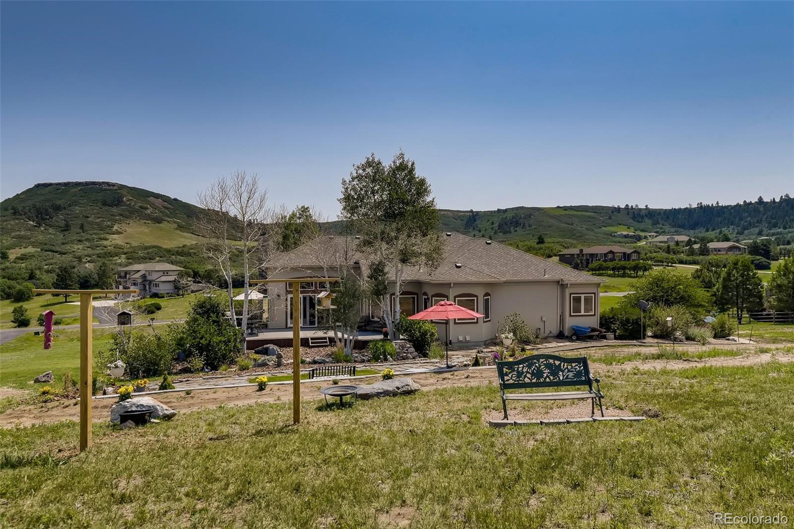 4581 High Spring, Castle Rock, CO