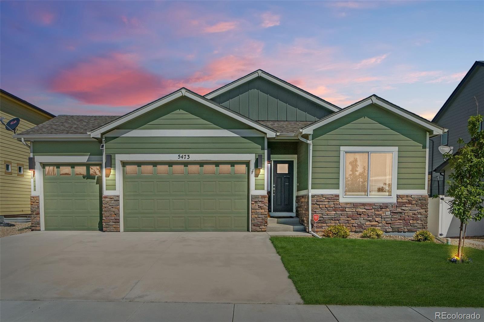 5473 Shoshone, Frederick, CO