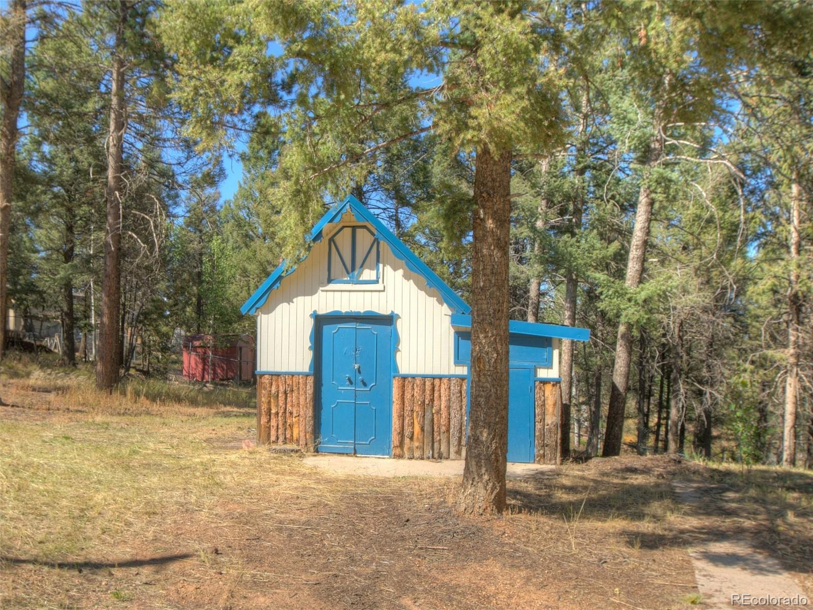 83 Gentian, Woodland Park, CO