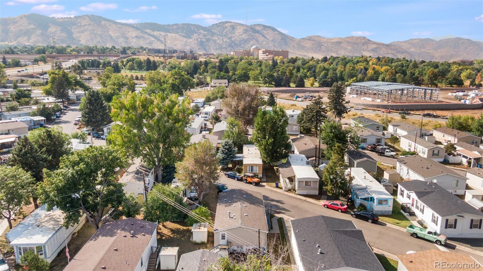 17190 Mt. Vernon Road, Golden, CO