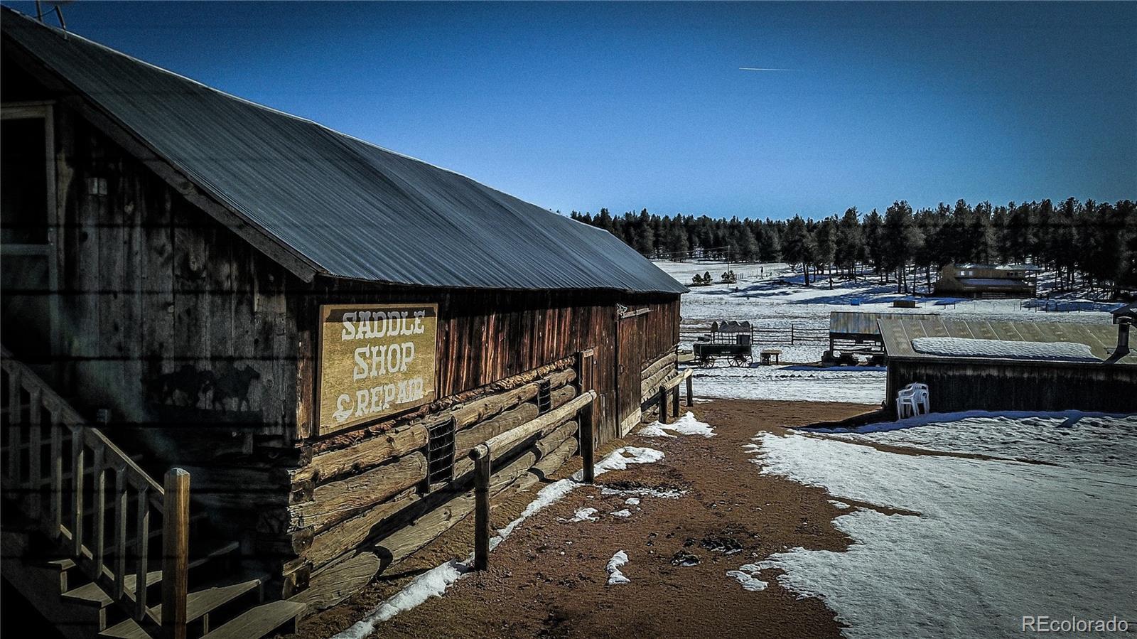 801 County 453, Lake George, CO
