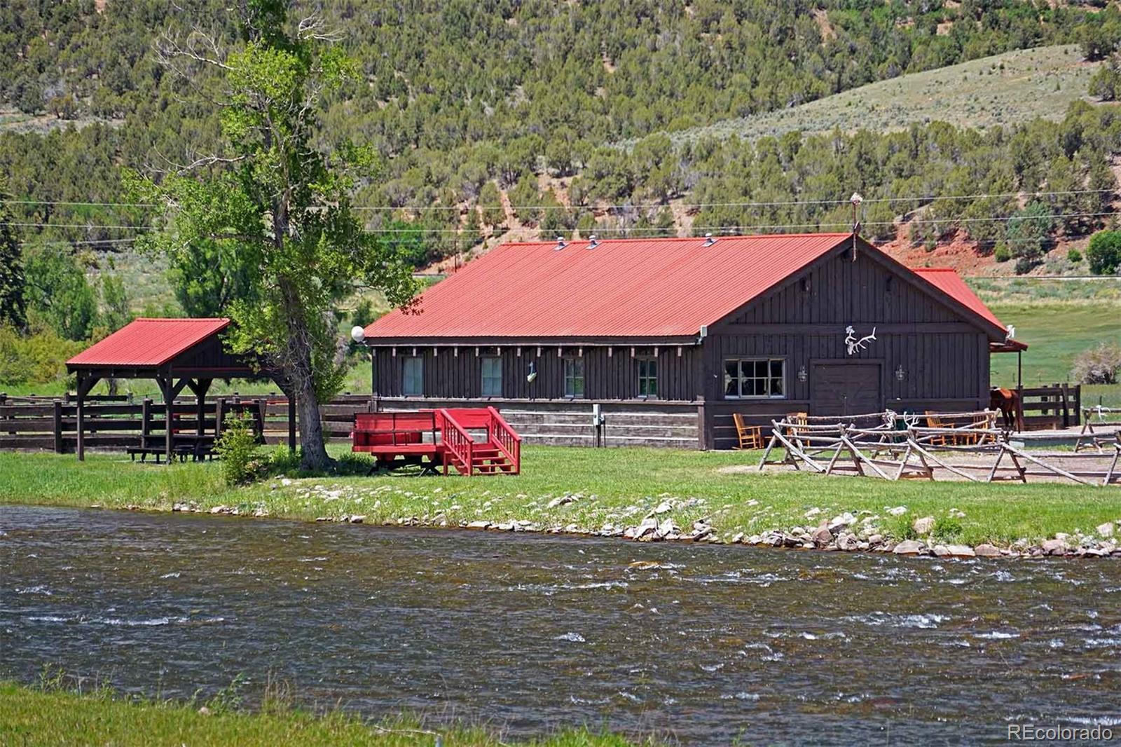 36843 County Road 17, Meeker, CO