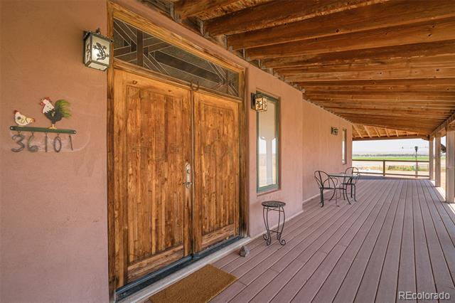 36101 County Road 162, Agate, CO
