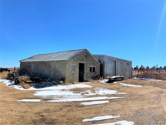 42142 County Road 46, Matheson, CO