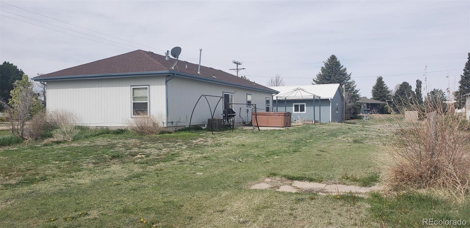 202 5th, Seibert, CO