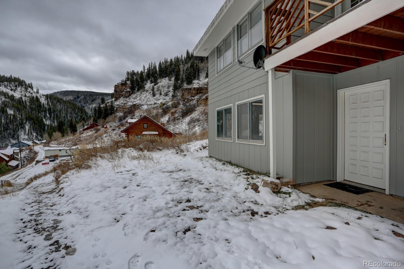 400 Water, Red Cliff, CO